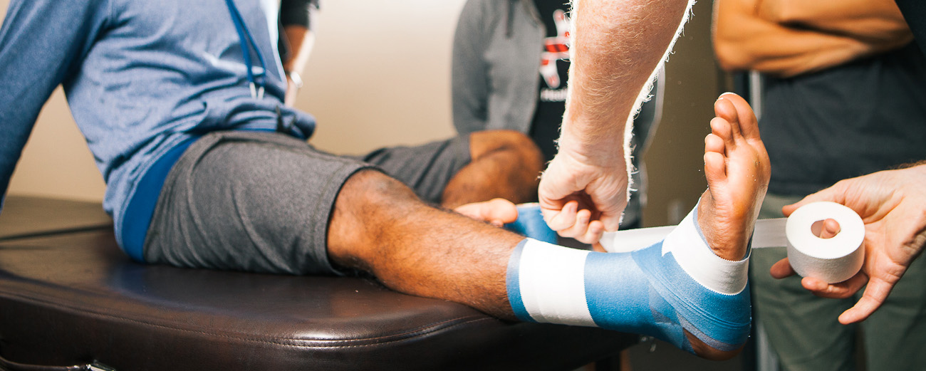 Athletic Taping Course | SportMedBC